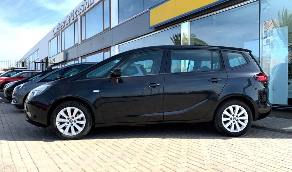 Última unidad de Opel Zafira Tourer Selective 2.0d 130cv Mt6 en Lanzarote