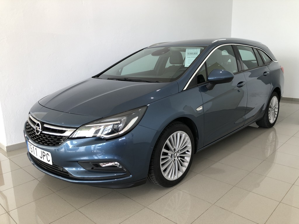 Oferta Opel Astra Coches segunda mano en Gran Canaria ...