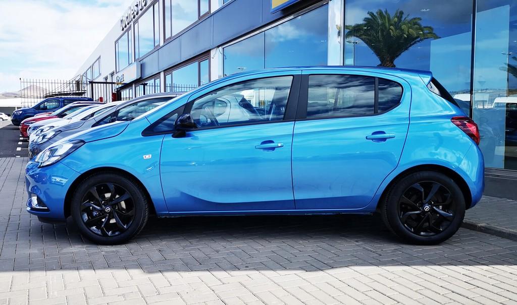 Última unidad de Opel Corsa 5p Color Edition 1.4 90Cv Mt5 en Fuerteventura incorporado el 11/01/2021
