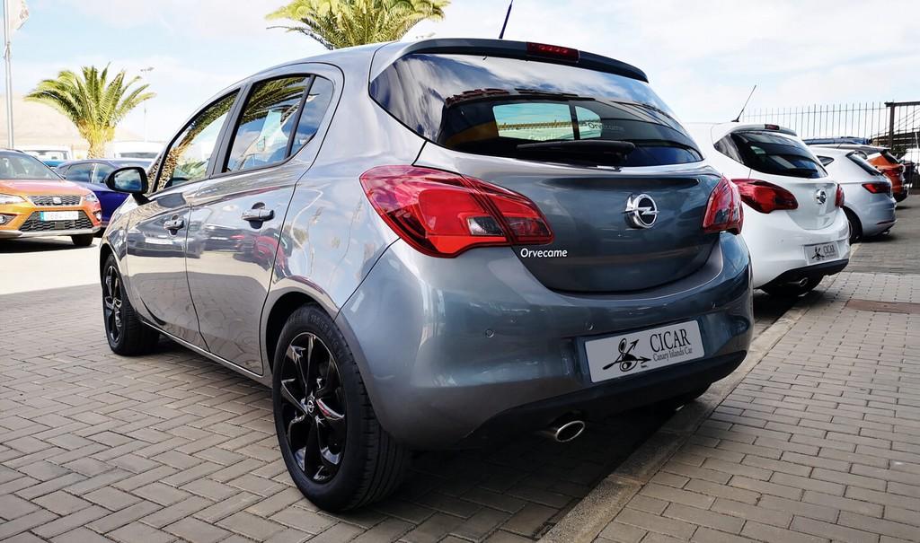 Varias unidades de Opel Corsa 5p Color Edition 1.4 90Cv Mt5 en Tenerife