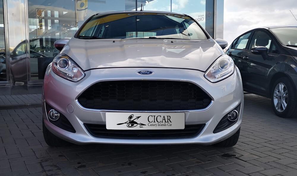 Última unidad de Ford Fiesta Mca 5d Trend 1.25 82cv en Lanzarote