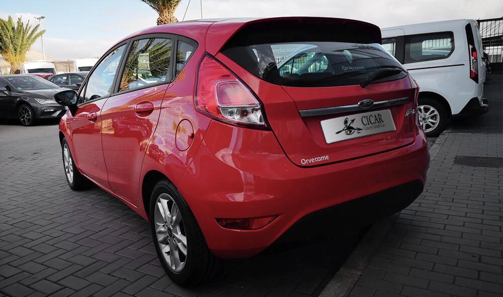 Varias unidades de Ford Fiesta Mca 5d Trend 1.25 82cv en Fuerteventura