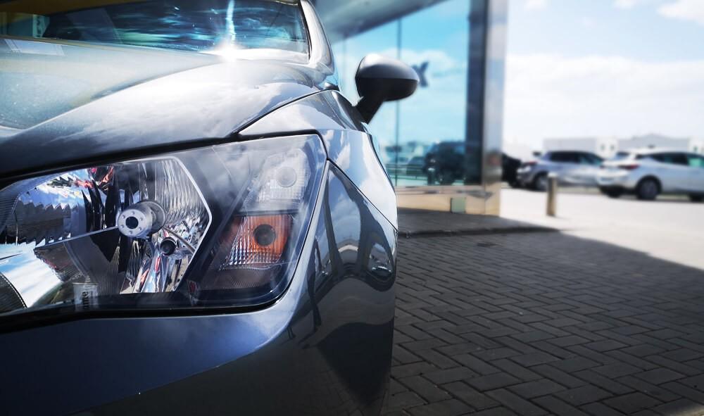 Última unidad de Seat Ibiza 1.4 85Cv (63 Kw) reference en Lanzarote