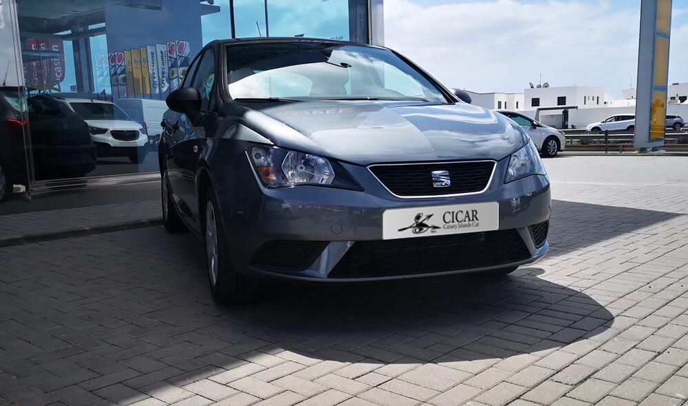 Última unidad de Seat Ibiza 1.4 85Cv (63 Kw) reference en Fuerteventura
