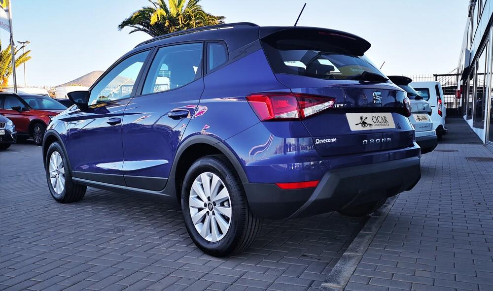 Varias unidades de Seat Arona 1.0 Tsi 85 kw (115 cv) dsg 7 Vel Start/ en Lanzarote