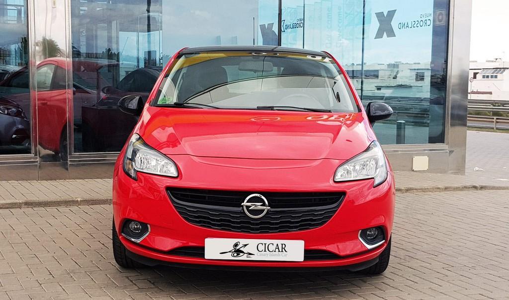 Última unidad de Opel Corsa 3p Color Edition 1.4 90Cv Mt5 en Gran Canaria