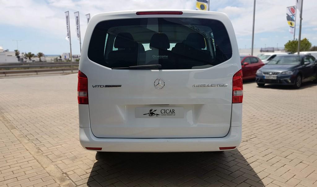 Varias unidades de Mercedes Vito 111 Cdi Tourer Pro Larga en Fuerteventura incorporado el 25/05/2021