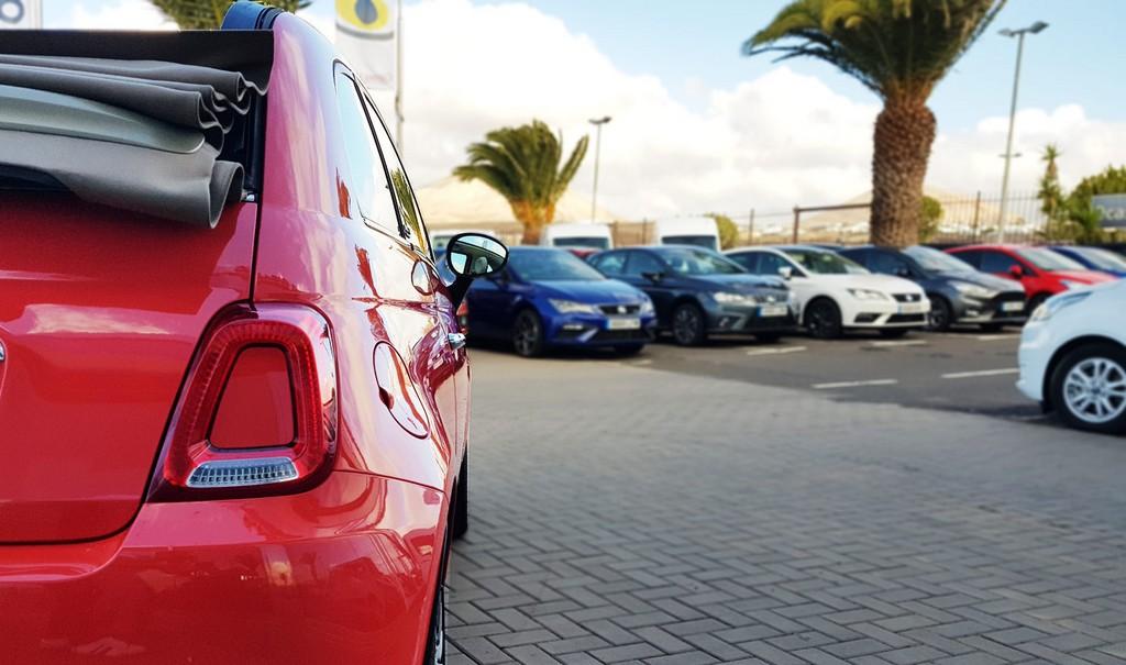 Varias unidades de Fiat 500c 0.9 Twinair 105 Cv Lounge en Lanzarote