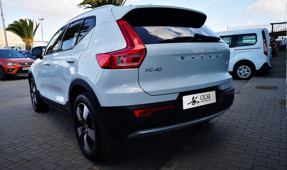 Oferta Volvo XC40 Coches segunda mano en Gran Canaria ...