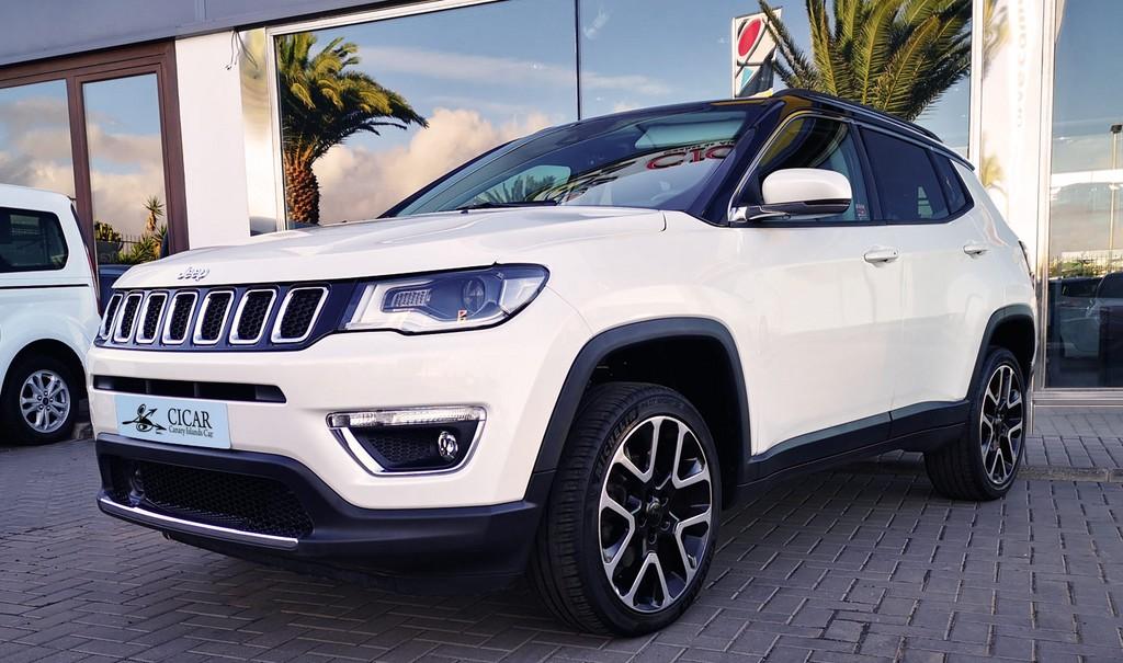 Última unidad de Jeep Compass 1.4mair 140 Sport 4x2 en Tenerife incorporado el 20/06/2020