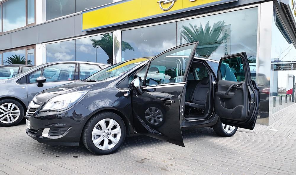 Última unidad de Opel Meriva 5p Excellence 1.4 Net 140cv en Lanzarote incorporado el 17/06/2020