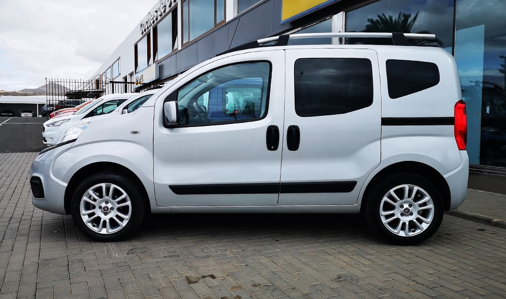 Última unidad de Fiat Qubo Easy 77 cv en Gran Canaria
