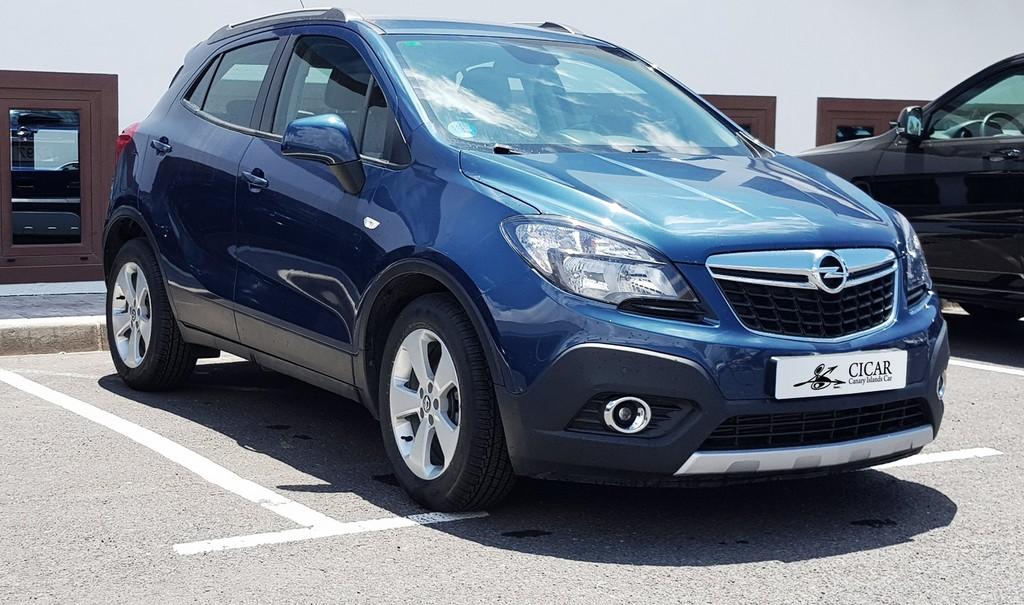 Última unidad de Opel Mokka Selective 1.6 4x2 136Cv Mt6 en Fuerteventura incorporado el 12/01/2021