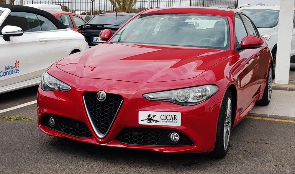 Última unidad de Alfa Romeo Giulia 2.0 Gme 200hp At en Gran Canaria