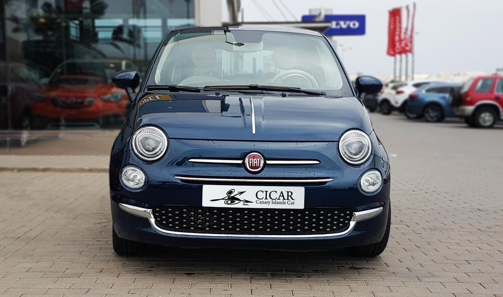 Varias unidades de Fiat 500 1.2 69 cv Lounge en Lanzarote