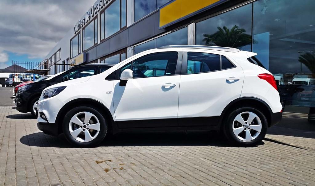 Varias unidades de Opel Mokka X Selective 1.4 4x2 s/S 140cv en Lanzarote