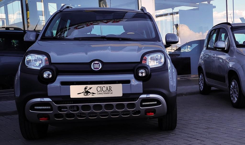 Varias unidades de Fiat Panda City Cross 4x2 1.2 69cv en Fuerteventura