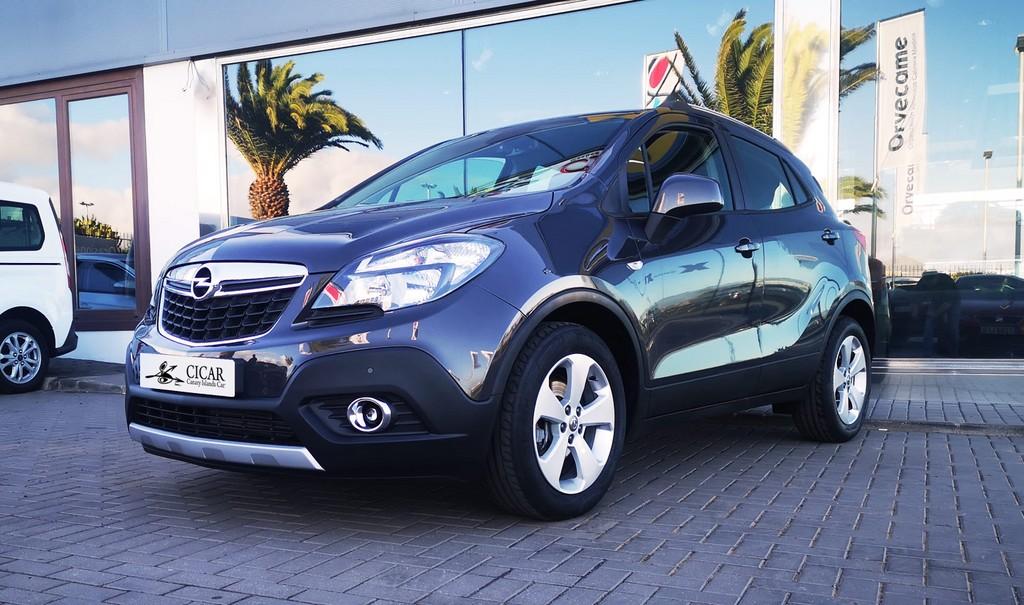 Última unidad de Opel Mokka Selective 1.6 4x2 136Cv Mt6 en Gran Canaria incorporado el 25/03/2021